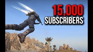 Channel Update: 15,000 Subscribers in 4 Years! (PlanetSide 2)