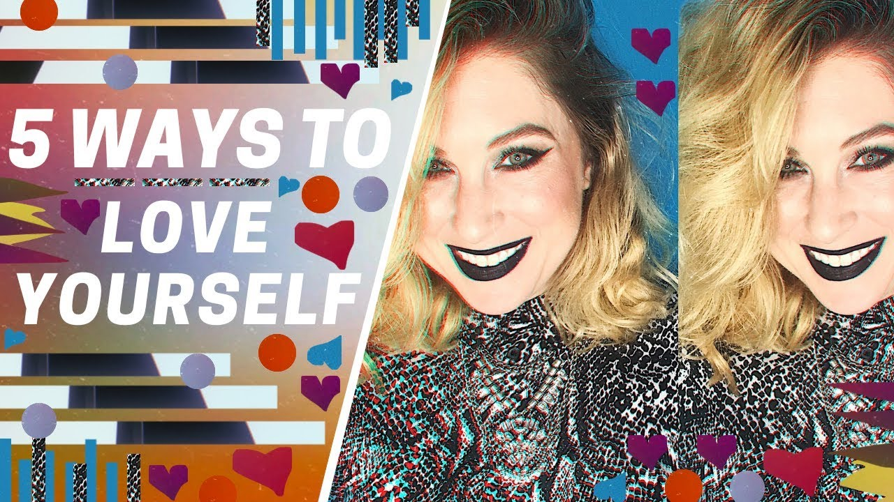 5 WAYS TO LOVE YOURSELF | IRIDESCENT SCARAB