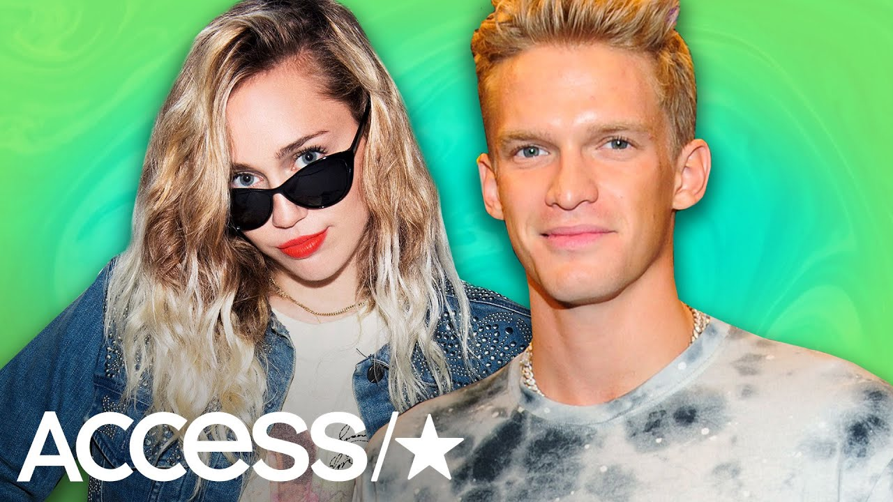 Cody Simpson Serenading Miley Cyrus With An Elvis Song Will Leave You Swooning!