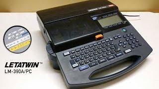 видео кабельный принтер Letatwin LM-390A/PC