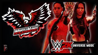 Bianca Belair defends the Women's Title against Io Shirai at WrestleMania (WWE 2K Universe Promo)