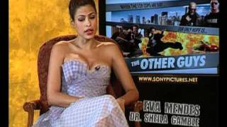 The Other Guys -  interview with Eva Mendes, Mark Wahlberg, Will Ferrell