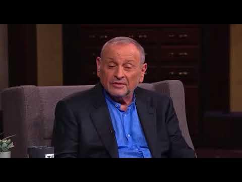 Ben Mankiewicz interviewing Stanley Isaacs