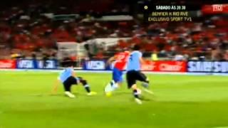 Goles Chile Vs Uruguay (2-0) (26-03-2013)
