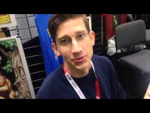 Artist Alley At Comic Con Vlog #SDCC
