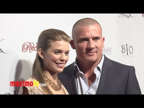 AnnaLynne McCord on Dominic Purcell