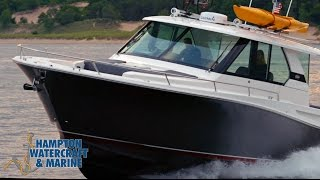 Tiara Yachts Q44 New York Boat Show 2016