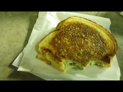 Diary Entry #5: Ephrata, PA Fair Vlog || Ft. Gourmet Grilled Cheese!