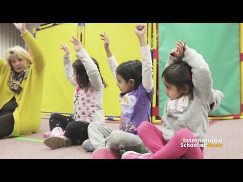 Early Childhood Music Classes at International School of Music