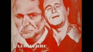 Leo Ferre - Harmonie du soir - Charles  Baudelaire
