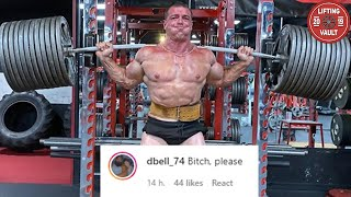"Worlds Strongest Powerlifter Reacts To Brad Castleberrys 1125 lbs ""Squat"""