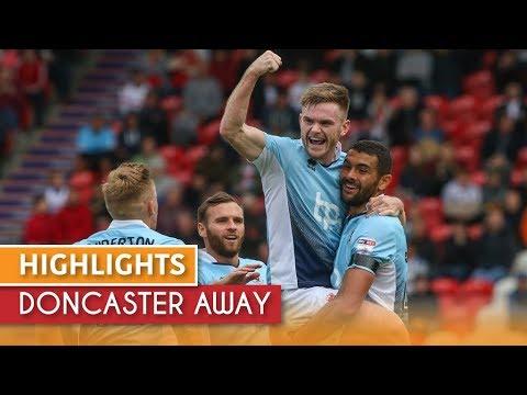 Doncaster v Blackpool