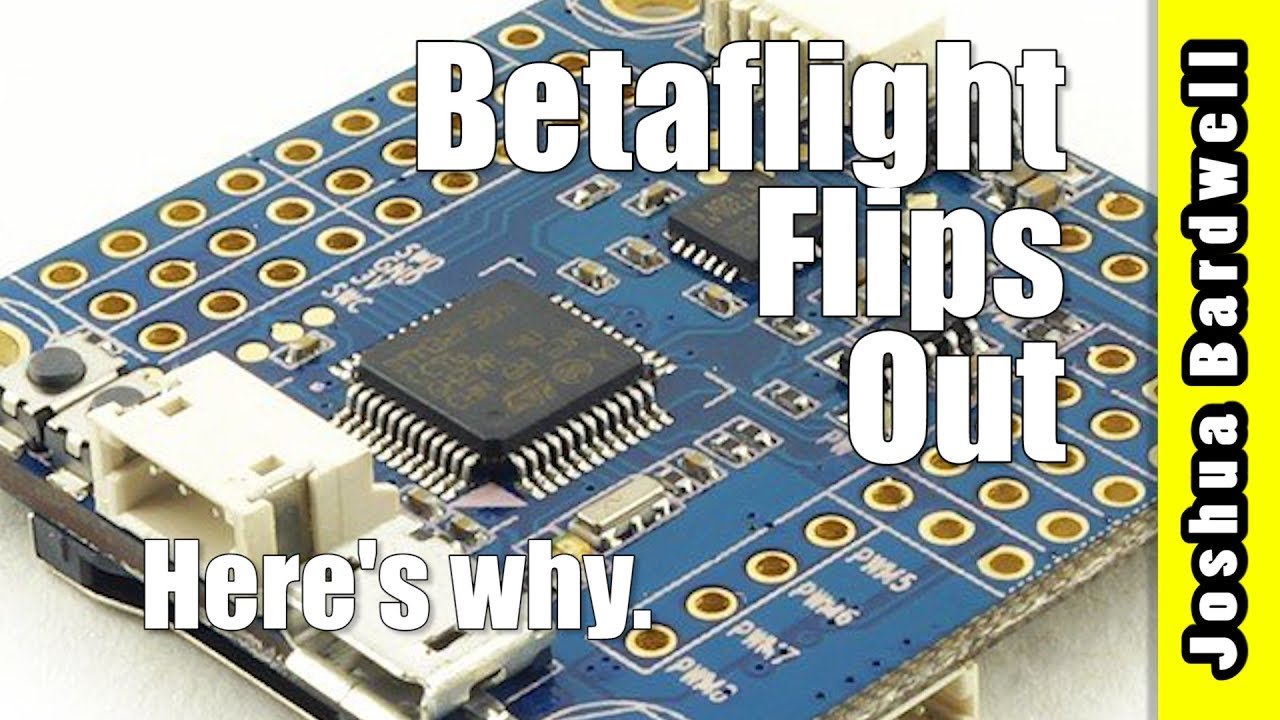Omnibus F4 Betaflight Thrashes and Crashes | HERE'S WHY AND HOW TO FIX IT