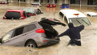 USA is WASHED AWAY! Crazy flash flood in Utah, USA