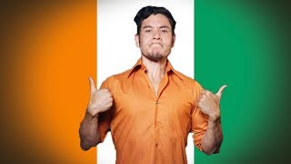 flag fan friday ivory coast côte divoire geography now