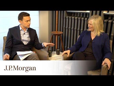 #TechSpotlight: JPMorgan Chase CIO Discusses How Tech Drives Business | J.P. Morgan