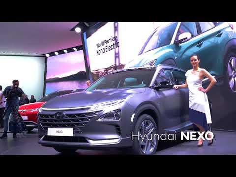 Autosalon van Genève – Onthulling Hyundai KONA Electric en NEXO