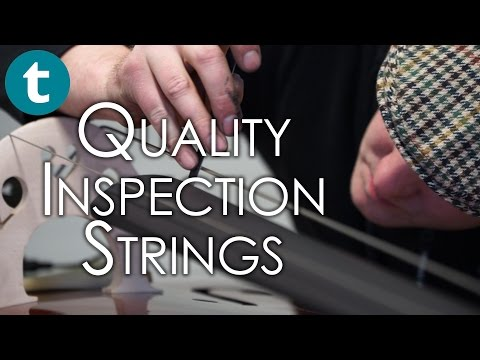Behind the Scenes: Quality Inspection Strings