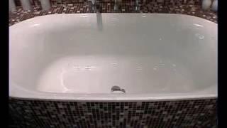 Овальная квариловая ванна CETUS  BQ190CEU7V01-01 Villeroy Boch