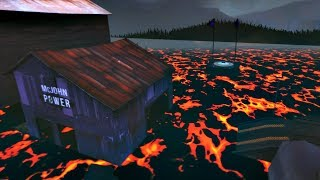TF2's Mannpower Mode, but the map fills with Lava Every Minute (ft. SeriousMartin)