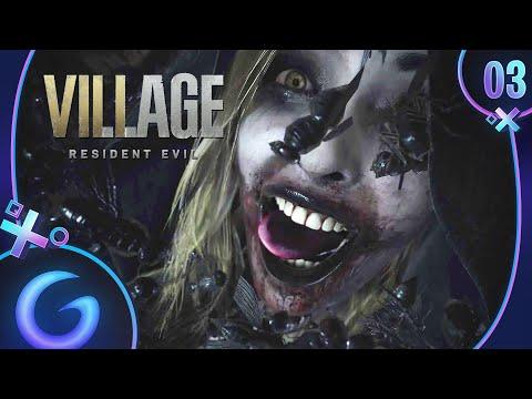 RESIDENT EVIL 8 VILLAGE FR #3 : Poursuite Infernale !