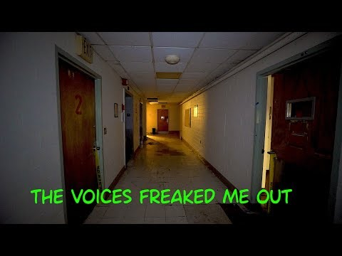 voices-in-the-basement-scare---abandoned-hospital