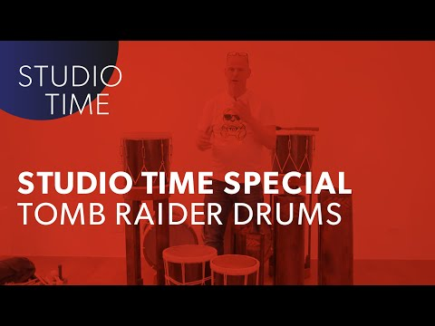 Pacific Drums for Tomb Raider: Walkaround + Demo