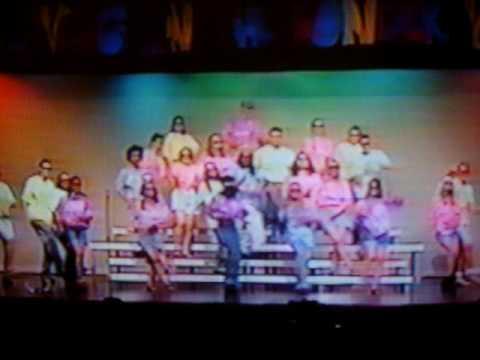 VHS 96 Show Choir Boogie Fever