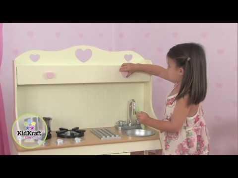 Kidkraft prairie keuken speelgoedkeukens youtube