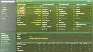 Football Manager 2007 - 2. Understanding Attributes