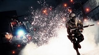 Battlefield 4 Night Operations DLC Gameplay Ultra Settings 1080p 60FPS