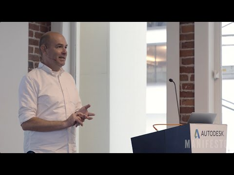 The Makers' Movement with Chris Anderson