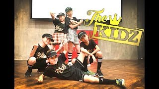 TheKids Dance for KizVenture