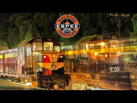 Vintage Rail Transfer - XYZ / J515 Transfers