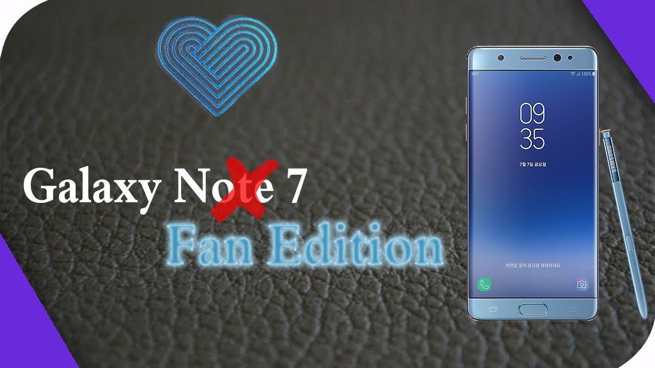 مراجعة هاتف Galaxy Note FE
