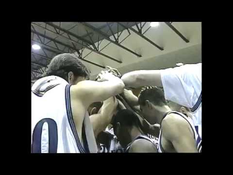 Holy CrossUNC Asheville HIghlights 12232002
