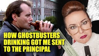 How Ghostbusters Drinking Got Me Sent to the Principal