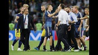 Huge fight between german and sweden management   Germany vs Sweden   WC 2018