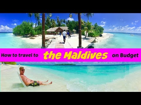 How to Travel to the Maldives on a Budget Holiday