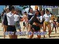 Sexy Girls In Hawaii At Waikiki Beach Show Thier Sexy Dance: Samdotvlog