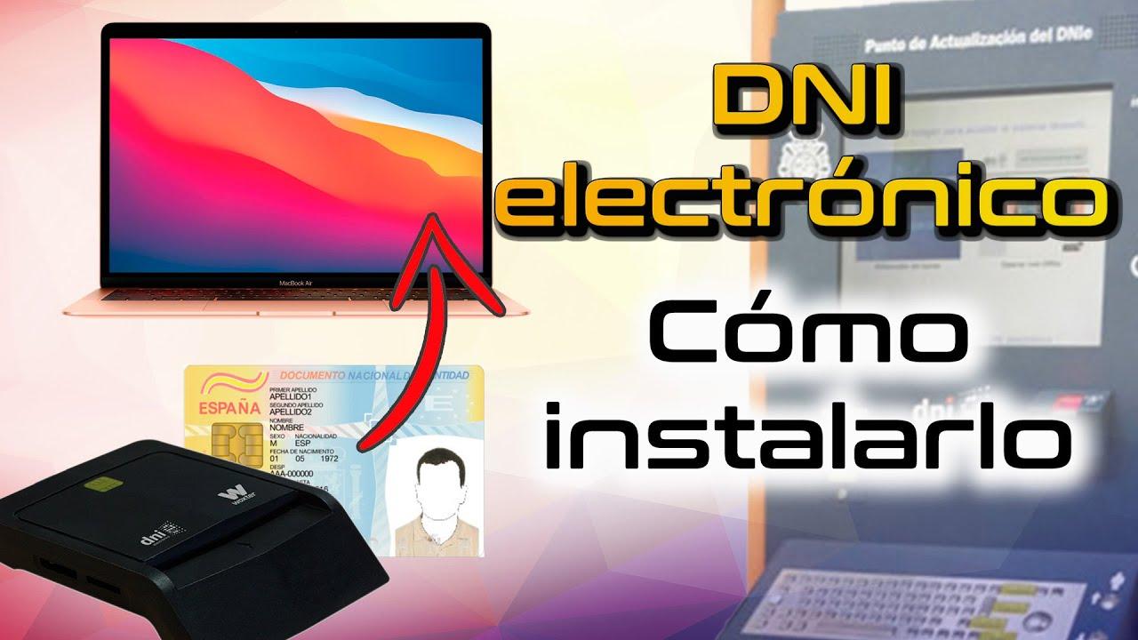 🛑 Cómo instalar DNI electrónico y Requisitos del DNIe en un Mac (Big Sur incluido) 2021