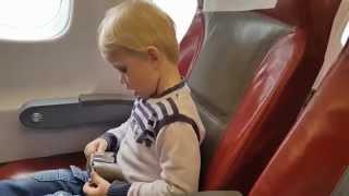 Летим в Крым на самолете на отдых в г. Евпатория.(, 2015-09-17T14:16:33.000Z)