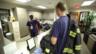 Return to Work Lab: A Firefighter