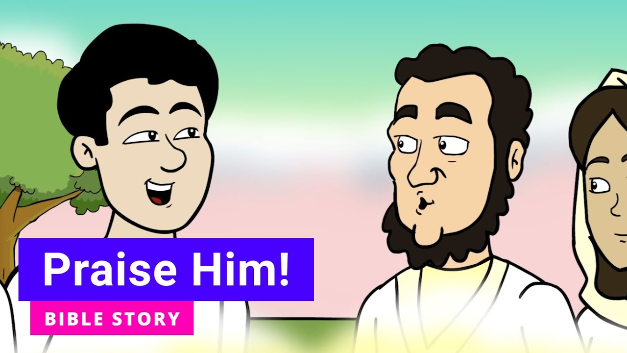 Download Primary Year D Quarter 2 Episode 13: Praise Him!