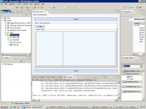 WSRP Toolkit for SharePoint 2007 - demo 1