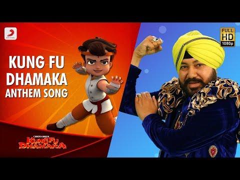 kung-fu-dhamaka---official-anthem-song-|-daler-mehndi-|-chhota-bheem