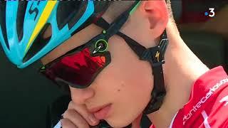 Les enfants Vinokourov sur le Tour de l'Ain cycliste