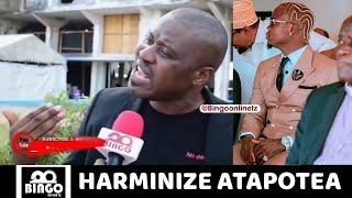 DuduBaya Amtusi Harmonize Atapotea Atamtumiwa Atamuachwa kama  Diamond