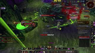WoW Legion 7.3.5 Affliction Warlock Artifact Challenge Guide