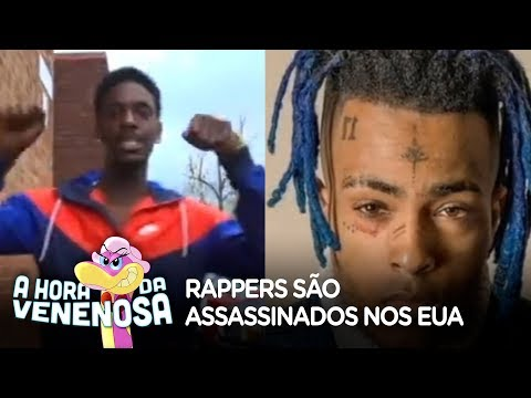 Rappers XXXTentacion e Jimmy Wopo são assassinados nos EUA